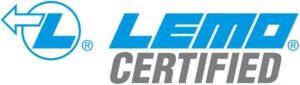 Image of LEMO certification logo