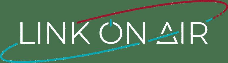 Link On Air logo