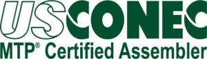 Image of US Conect MTP certification logo